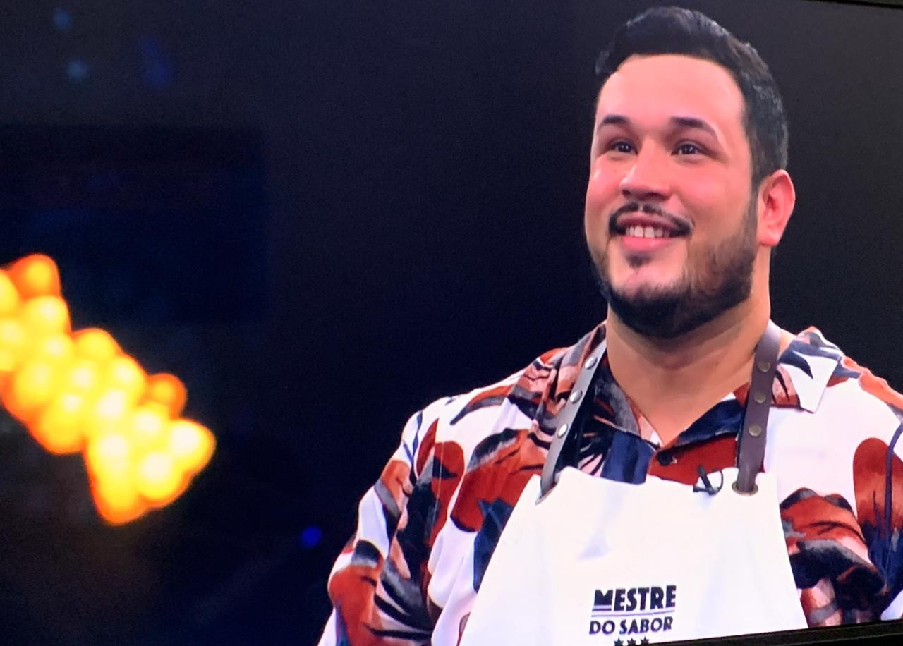 Chef piauiense participa do reality Mestre do Sabor