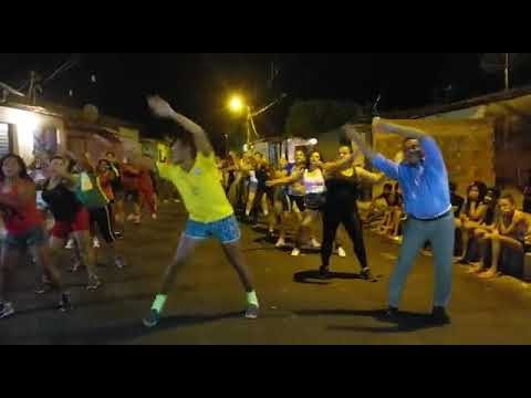 Coreografia do vereador Dudu